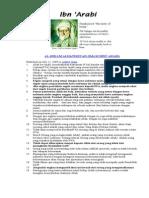 AL HIKAM ALHATIMIYAH Ibnu Arabi.doc