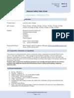Generic Piezo Product Msds v2 230113