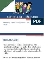 CONTROL DEL NIÑO SANO.pptx