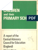Children and Their Primary Schools (1967)