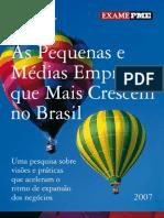 relatorio exame PME 2007 66780