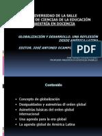 cepal globalizacion