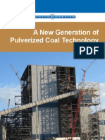 Pulverized Coal Technology