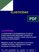 Elasticidad I