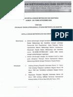 Petunjuk Teknis Operasional Stasiun Meteorologi Maritim