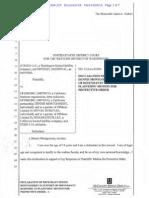 2014-03-26 Dennis Montgomery Declaration (Atigeo v Offshore Limited)