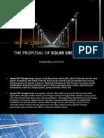 THE PROPOSAL OF SOLAR SREET LIGHT by SANISINDO.pdf