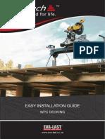 Deck Installation Guide