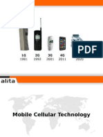 Mobile Network Evolution