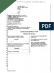 Montgomery v eTreppid # 690   Montgomery Declaration Re FBI Materials w Exhibits