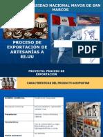 Exportacion de Ceramicas negocios