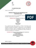 Proyecto Especial 2do 2015