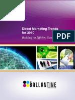 2010 Dm Trends