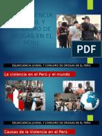 La Delincuencia Juvenil en El Peru