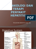 Farmakologi Dan Terapi Hepatitis