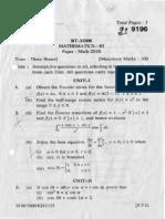 Math3 - Dec 2008