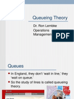18 2 Queueing Theory