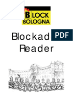 Block Bologna Blockade Reader
