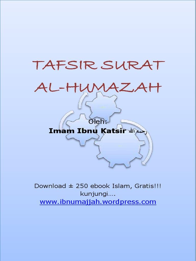 Tafsir Surat Al Humazah