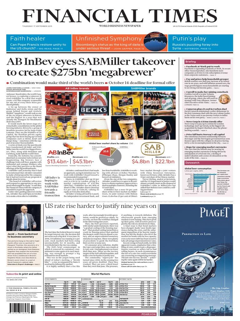 financial times newspaper 20150917  5aa11e669
