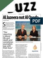 The Buzz Newlsetter - Al Jazeera Not Al Qaeda-  3rd March 2010