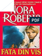Nora Roberts Fata Din Vis