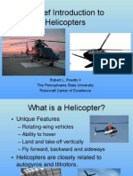 Helicopter Aero Intro