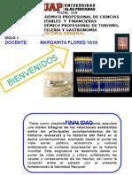 Asignatura de Historia General Ciclo i