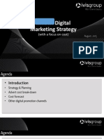 Digital Marketing Cost Forecast