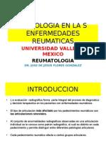 Radiologia en La s Enfermedades Reumaticas