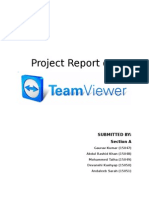 Teamviewer Project