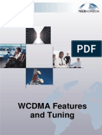 WCDMA Features and Tuning