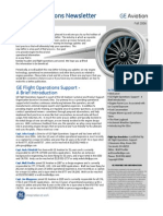 GE Flight Ops Newsletter 2006
