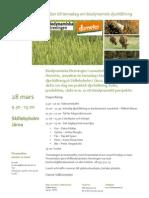 Temadag biodynamisk djurhållning
