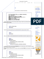 Consultar Datos en Transact SQL