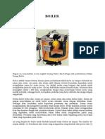 Boiler (Materi Teori)