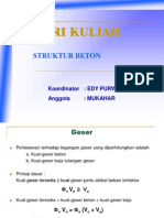 Struktur Beton Geser-Puntir - PDF