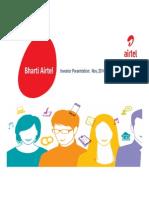 Airtel Presentation