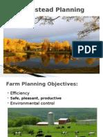 Farmstead Planning
