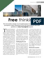 Hospital Fire Design - Article