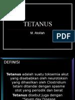 Kuli Ah Tetanus