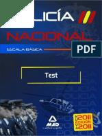 Test Por Tema