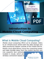 Mobile Cloud Computing by FuGenX