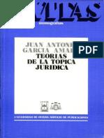 Teorias de La Topica Jurídica
