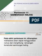 Sambungan Paku Keling (elmes)