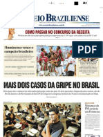 Correio Braziliense - Reportagem Maio 2009