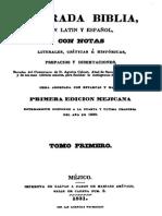 Sagrada Biblia (Vence)-Tomo 1 de 25-Latin y Español.pdf