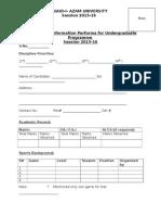 sportsbasisadmissionforBSprogramme2015-16