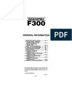 F300 GI General Information