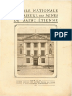L'Ecole Nationale Supérieure des Mines de Saint-Etienne